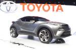 Концепт Toyota C-HR 2015 Фото 21