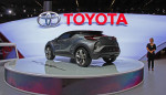 Концепт Toyota C-HR 2015 Фото 23