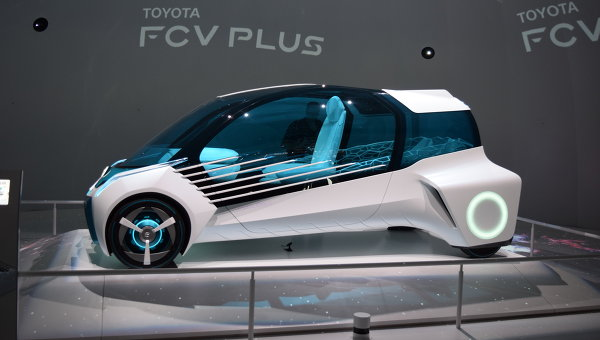 Мировой автосалон в Токио уже открылся для журналистов
