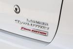 2015 Lancer Evolution Final Edition