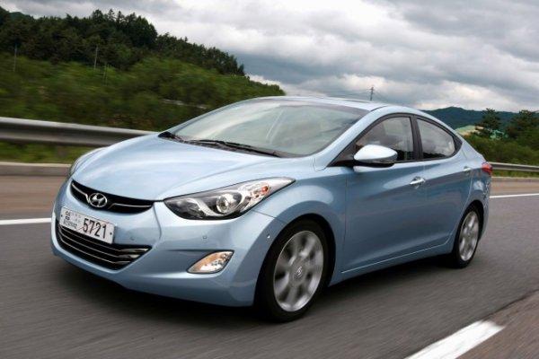 На российском заводе Hyundai приступили к сборке Elantra
