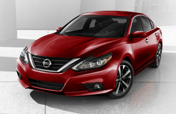 Nissan Altima встал на конвейер в США