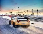 Nissan GT-R в карбоне и золоте 2015 Фото 03