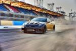 Nissan GT-R в карбоне и золоте 2015 Фото 04