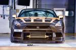 Nissan GT-R в карбоне и золоте 2015 Фото 15