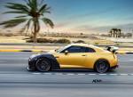 Nissan GT-R в карбоне и золоте 2015 Фото 23