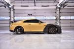 Nissan GT-R в карбоне и золоте 2015 Фото 26