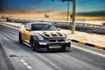 Nissan GT-R в карбоне и золоте 2015 Фото 28