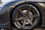 Nissan GT-R в карбоне и золоте 2015 Фото 30
