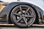 Nissan GT-R в карбоне и золоте 2015 Фото 33
