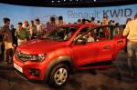 Renault Kwid Индия 2015 Фото 01