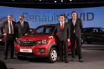 Renault Kwid Индия 2015 Фото 02