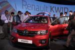 Renault Kwid Индия 2015 Фото 03