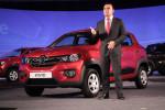 Renault Kwid Индия 2015 Фото 06