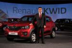 Renault Kwid Индия 2015 Фото 07