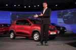 Renault Kwid Индия 2015 Фото 09