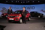 Renault Kwid Индия 2015 Фото 10