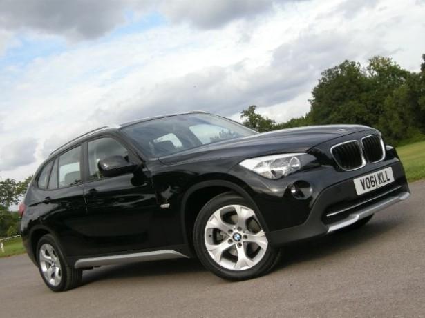 Самый доступный кроссовер марки BMW появится в России