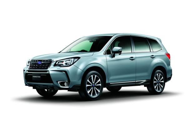 Subaru Forester 2017 Фото 09