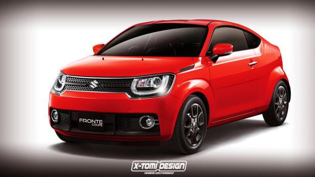 Suzuki Fronte Coupe концепт