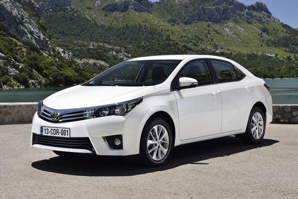 Toyota Corolla второй год подряд остаётся самым востребованным в мире автомобилем