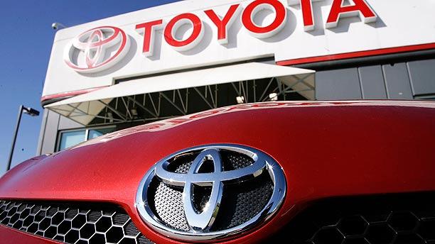 Toyota окончательно утвердилась на лидерских позициях на мировом авторынке