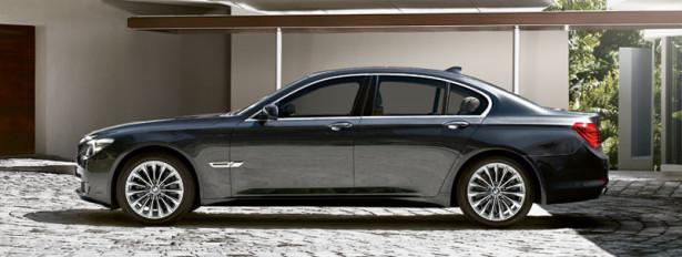 В России официально старотвали продажи премиального седана BMW 7- series