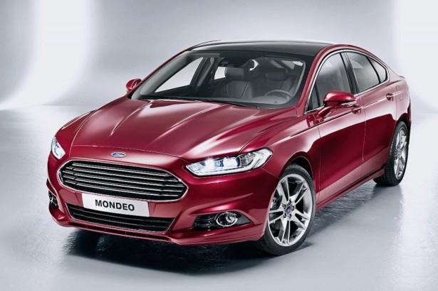 В Россию приехал Ford Mondeo в премиум-варианте Titanium Plus