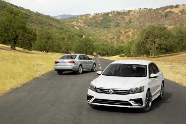 Volkswagen Passat 2016 Фото 01