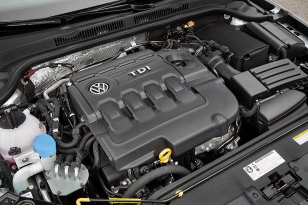 Volkswagen дизельный двигатель TDI