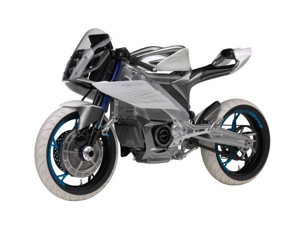 Yamaha электромотоцикл 2016 Фото 01