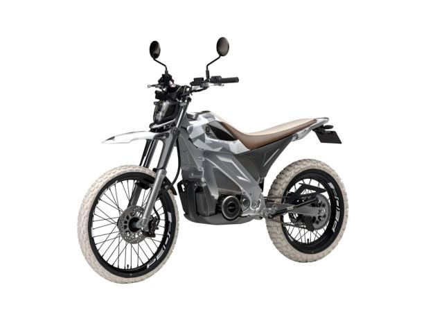 Yamaha электромотоцикл 2016 Фото 02