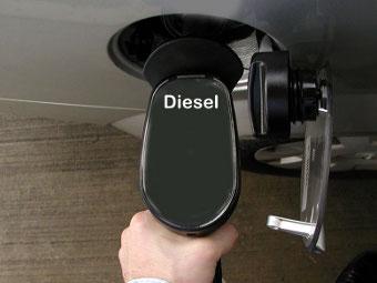 дизельное топливо в россии