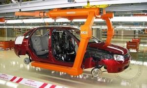 АвтоВАЗ лидирует по росту цен в 2015 году в РФ