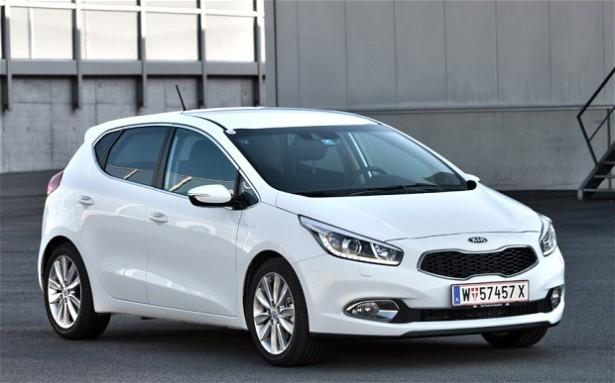 Автостат составил рейтинг самых популярных моделей KIA в сентябре