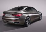 BMW Concept Compact Sedan  2016 Фото 06