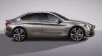 BMW Concept Compact Sedan  2016 Фото 09