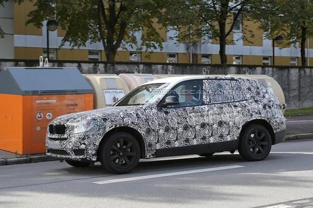 BMW X3 2018 Фото 02