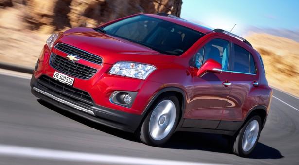 Chevrolet Tracker окончательно ушёл с российского рынка