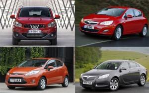Эксперты озвучили 10 самых популярных автомобилей в Европе в 2015 году