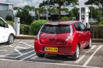 Электромобиль Nissan Leaf Фото 10