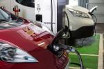 Электромобиль Nissan Leaf Фото 14