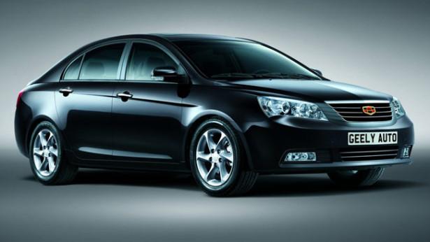 Geely в 2016 году поставит на российский рынок две новые модели - GC9 седан и Emgrand EC7