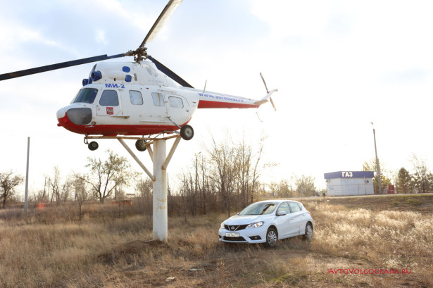 Городские легенды Nissan 2015 Волгоград Фото 14