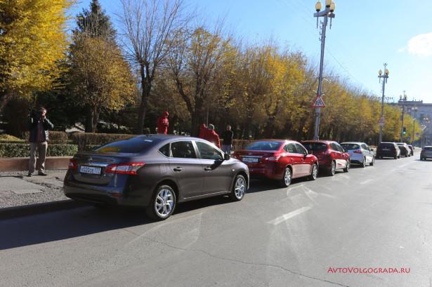 Городские легенды Nissan 2015 Волгоград Фото 25