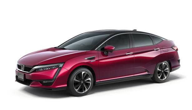 Honda Clarity на топливном элементе 2016 Фото 01
