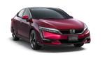 Honda Clarity на топливном элементе 2016 Фото 02