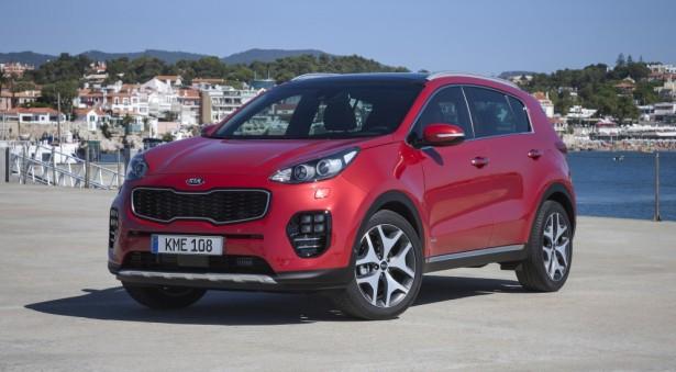 KIA Motors готовит для России новое поколение Sportage