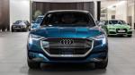 Концепт Audi E-tron Quattro Фото 06