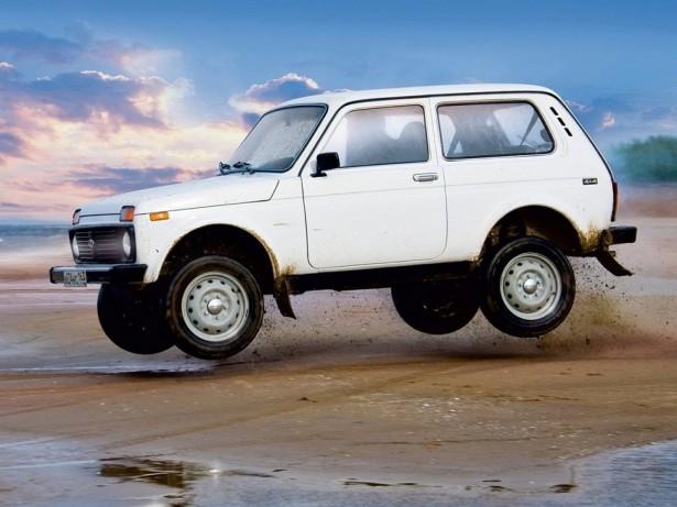 Lada 4x4 названа самой популярной экспортной моделью в РФ